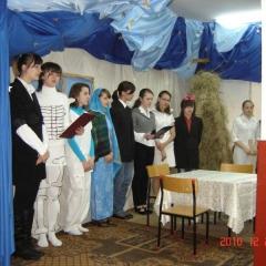 2010 - wigilia