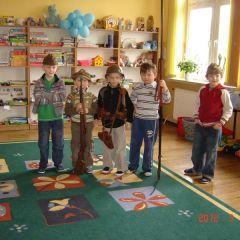 2012 - ułan w szkole