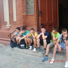 2013 - wycieczka Toruń