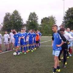 2015 - półfinał w piłce nożnej