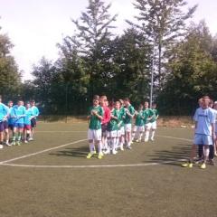 2015 - Zawody w piłce nożnej - powiat